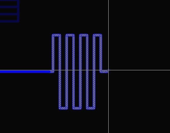 蛇形走线3