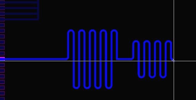 蛇形走线5